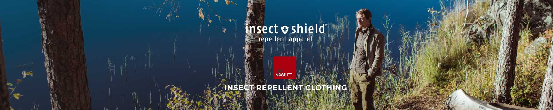 Insect Shield Insect Repellent Clothing