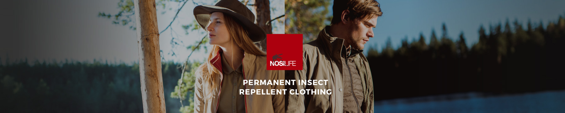 Nosilife Insect Repellent Clothing