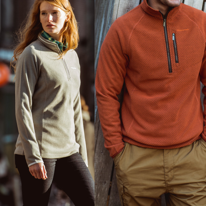Shop Craghoppers Fleece