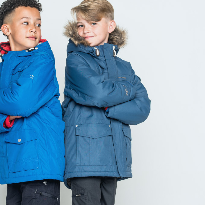 Shop Craghoppers Kids Autumn Winter Collection
