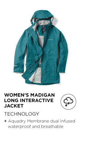 Women's Madigan Long Interactive Jacket