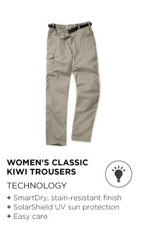 Women's Classic Kiwi Trousers