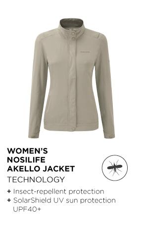 Women's Nosilife Akello Jacket