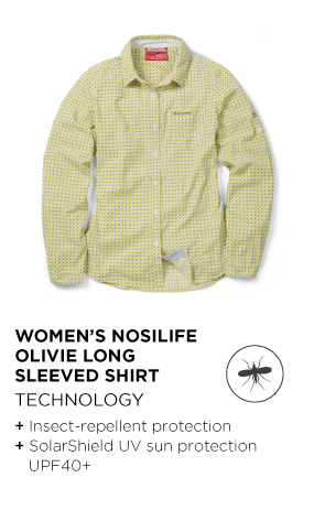 Women's Nosilife Olivie Shirt