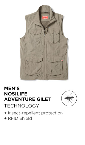 Men's Nosilife Adventure Gilet