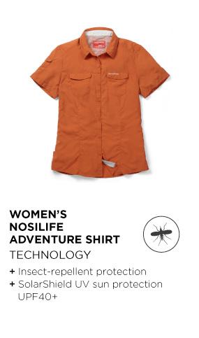 Women's Nosilife Adventure Shirt